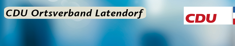 CDU Ortsverband Latendorf